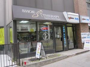 Bay And Bloor Shoe Store
