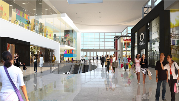 Yorkdale Expansion Retail Realm
