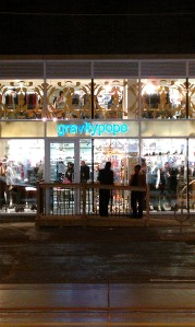 Gravity Storefront